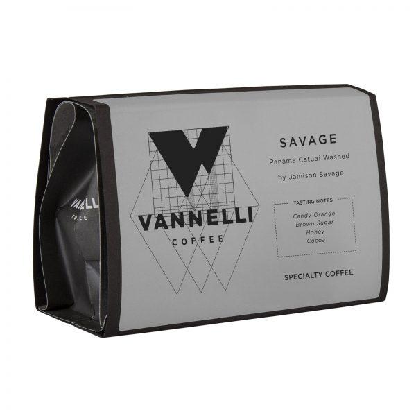 Panama Catuai Washed Savage Coffee