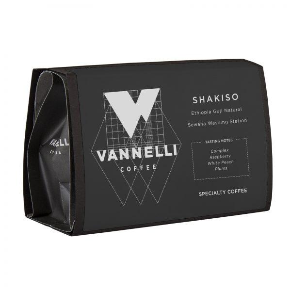 Ethiopia Coffee Shakiso