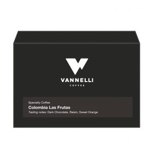 Colombia Las Frutas Washed Fronte Vannelli Coffee