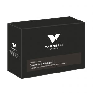 Colombia Monteblanco 3/4 Vannelli Coffee