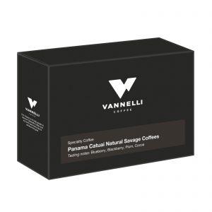 Panama Catuai Natural 3/4 Vannelli Coffee
