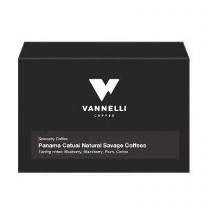 Panama Catuai Natural fronte Vannelli Coffee