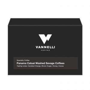 Panama Catuai Washed fronte Vannelli Coffee