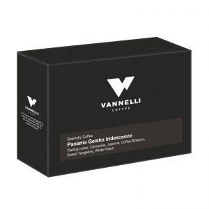 Panama Geisha Iridescence 3/4 Vannelli Coffee