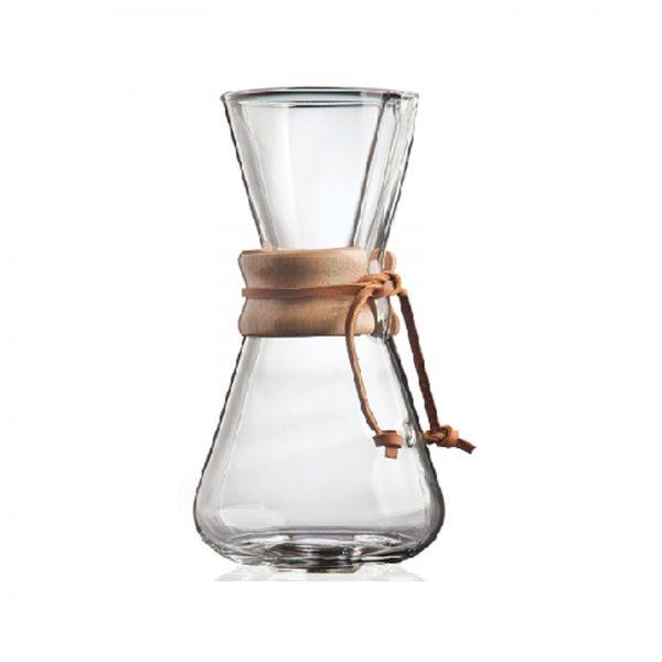 chemex carafe 3 cups
