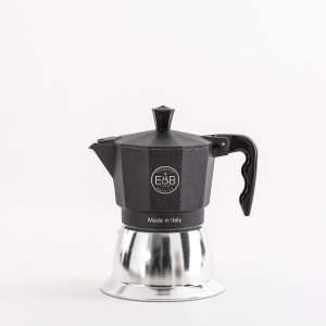 E&B Lab Moka Induction 3 cups