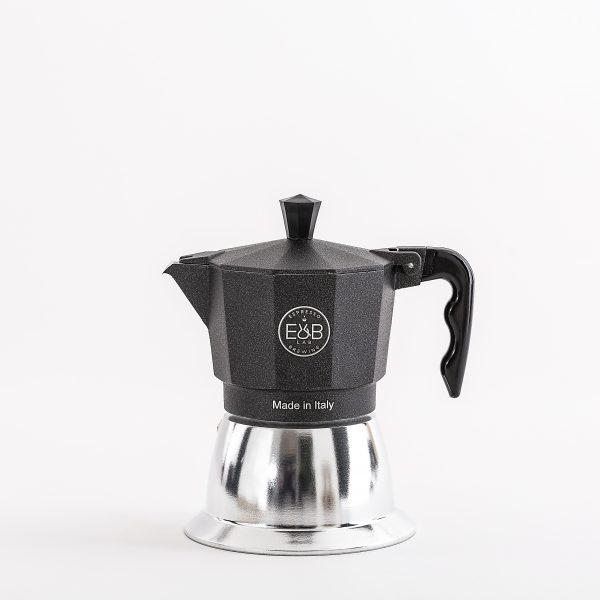 E&B Lab Moka Induction 3 cups