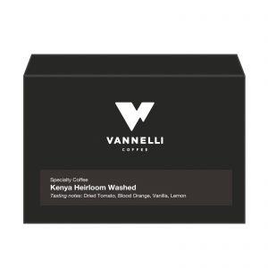 Kenya Ichamama fronte Vannelli Coffee