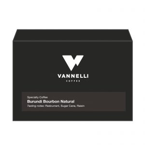 Burundi Cafex Natural fronte Vannelli Coffee